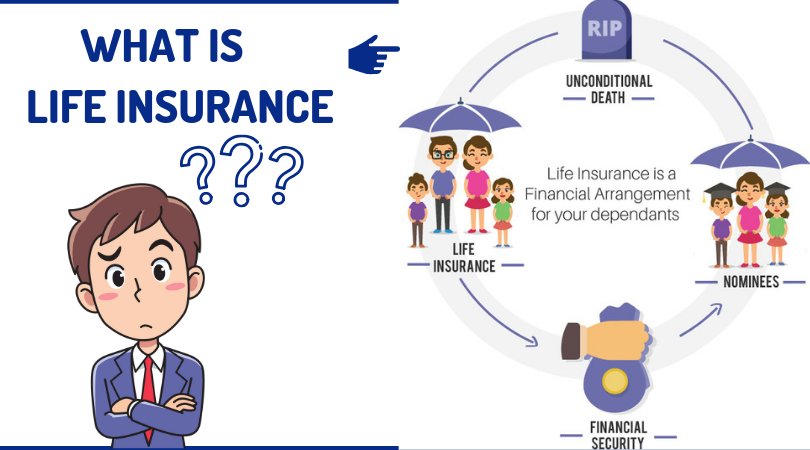 Image result for what is life insurance